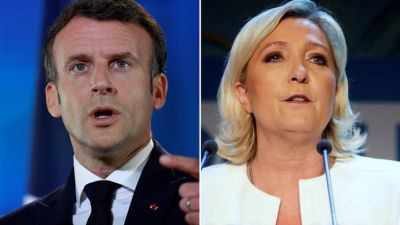France regional election: Macron and Le Pen fail to make ground - exit poll